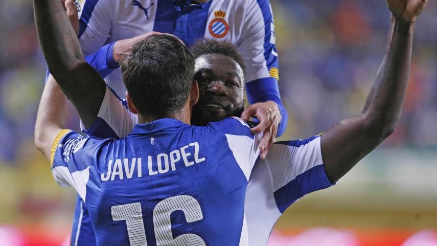 Caicedo y el Espanyol asaltan El Madrigal