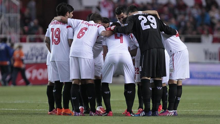 El Sevilla aprieta la Liga BBVA con un empate emocionante