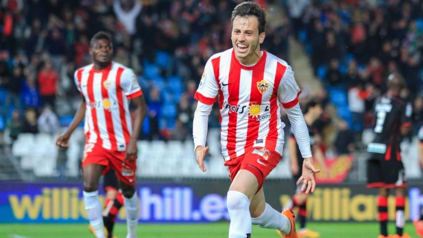 El Almería coge aire en la Liga BBVA