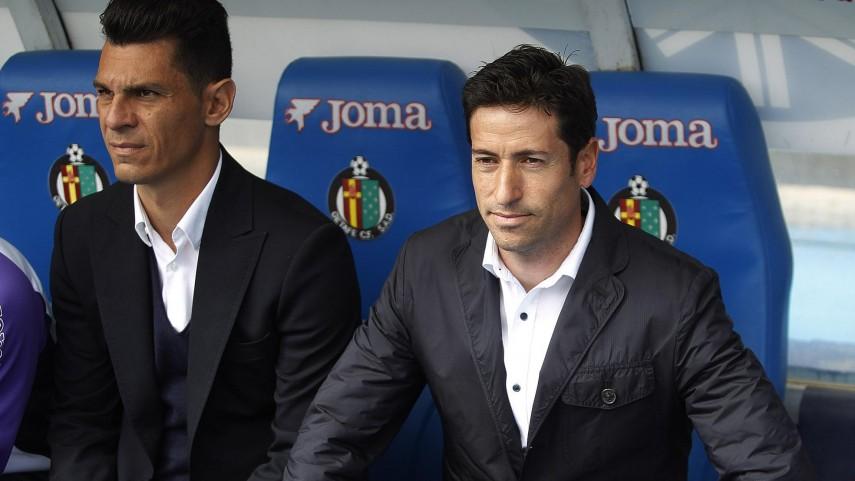 Pablo Franco no entrenará al Getafe la próxima temporada