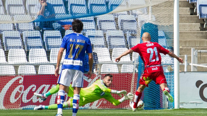 La Ponferradina se coloca a la sombra del play-off