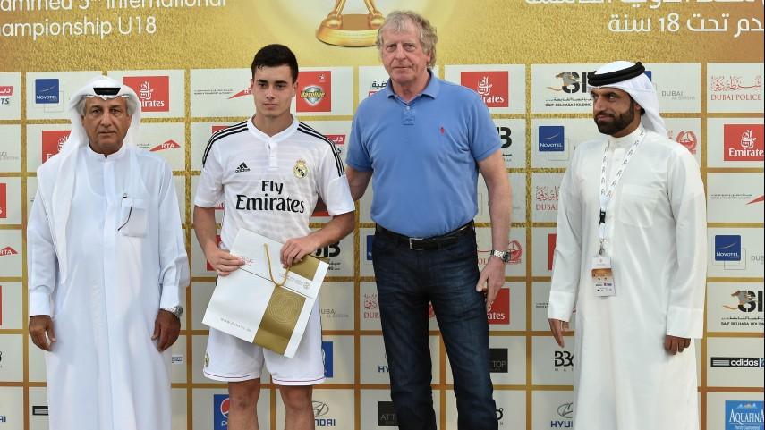 Triunfos del Real Madrid y del Valencia CF en Dubái