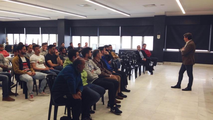 El Córdoba acoge el Curso de Integridad de La Liga