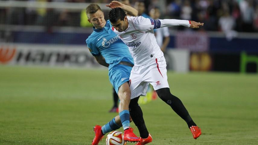Los revulsivos le dan el triunfo al Sevilla