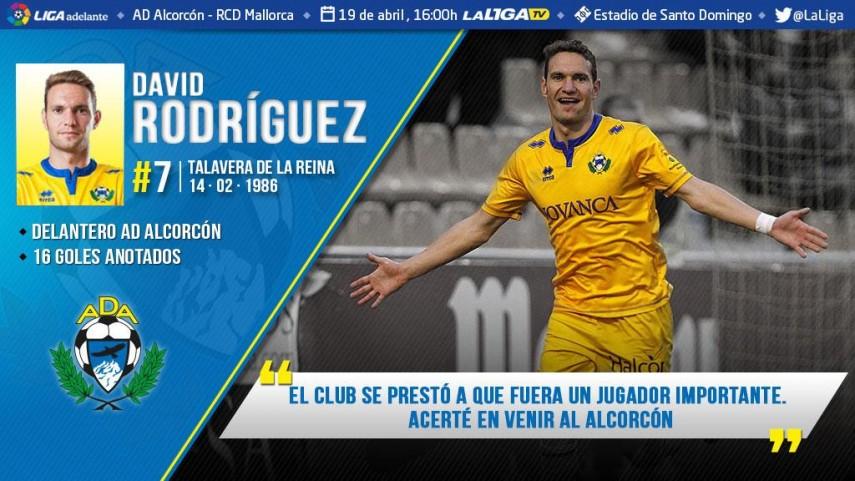 David Rodríguez: