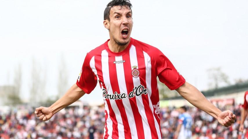 El Girona gana y se acerca a la Liga BBVA