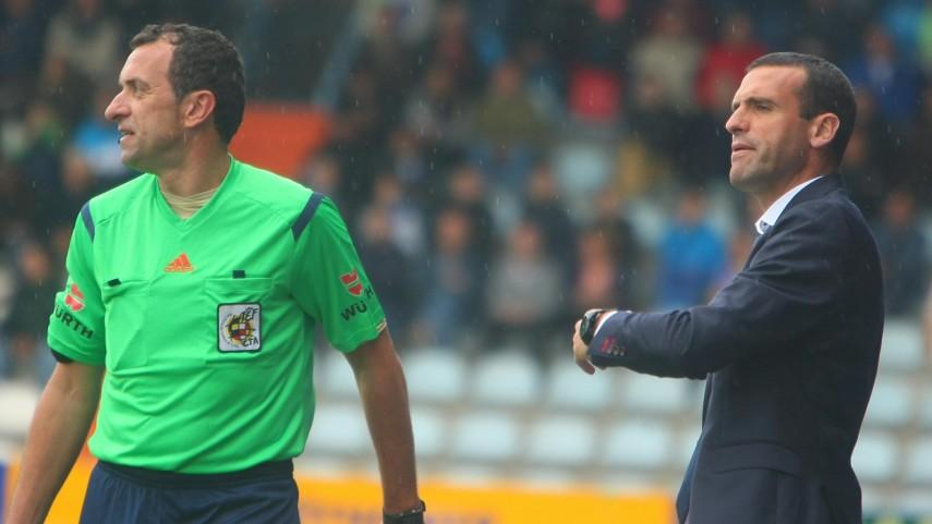 Mateo deja de ser entrenador de Osasuna