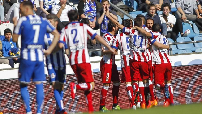 Liga BBVA - Crónicas de los partidos del sábado