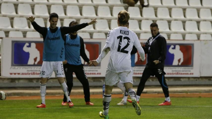 El Albacete suma y sigue