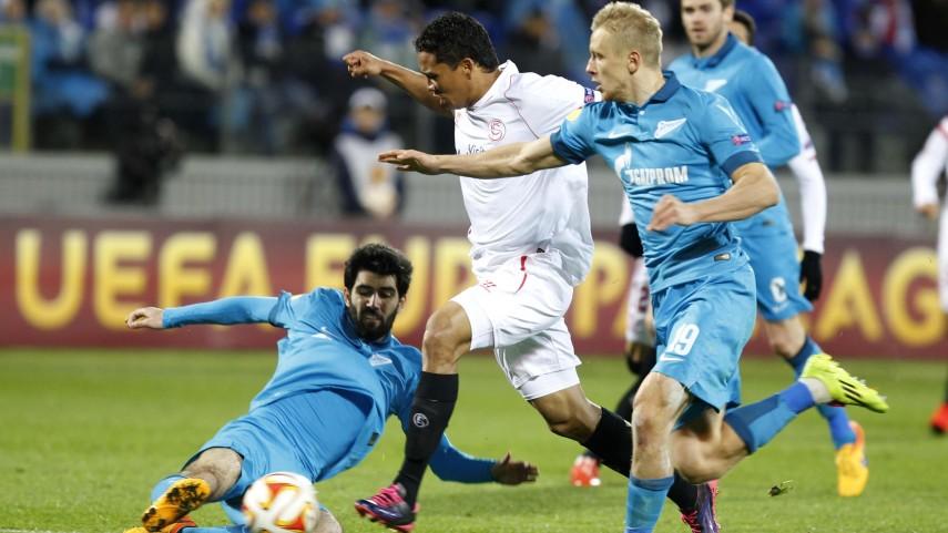 El Sevilla, semifinalista de la Europa League