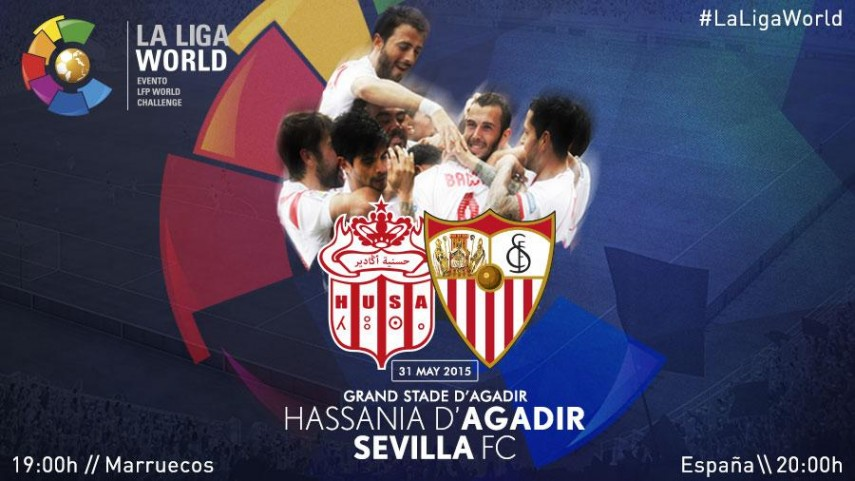 Marruecos, destino del Sevilla en La Liga World