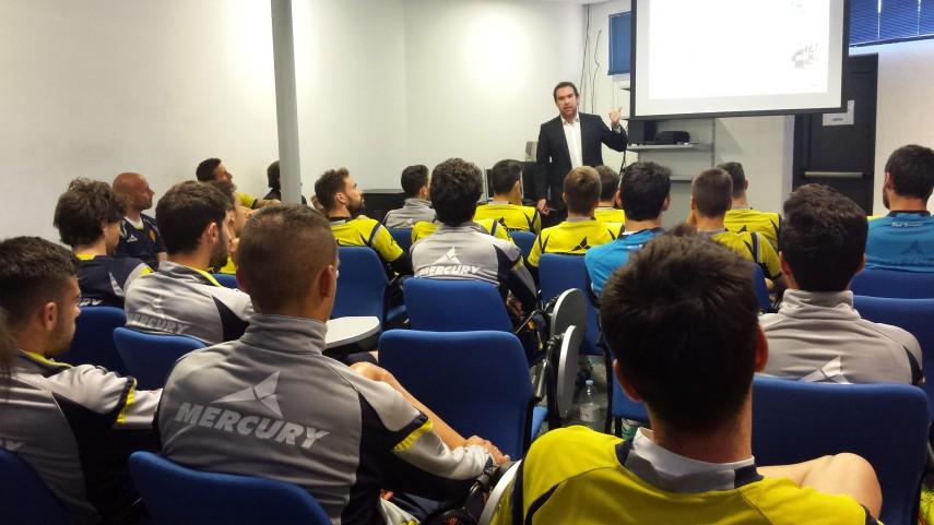 El Curso de Integridad de La Liga visita al Zaragoza