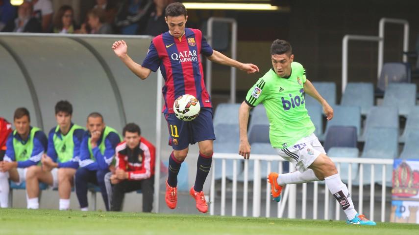 El Barcelona B vuelve a la senda de la victoria