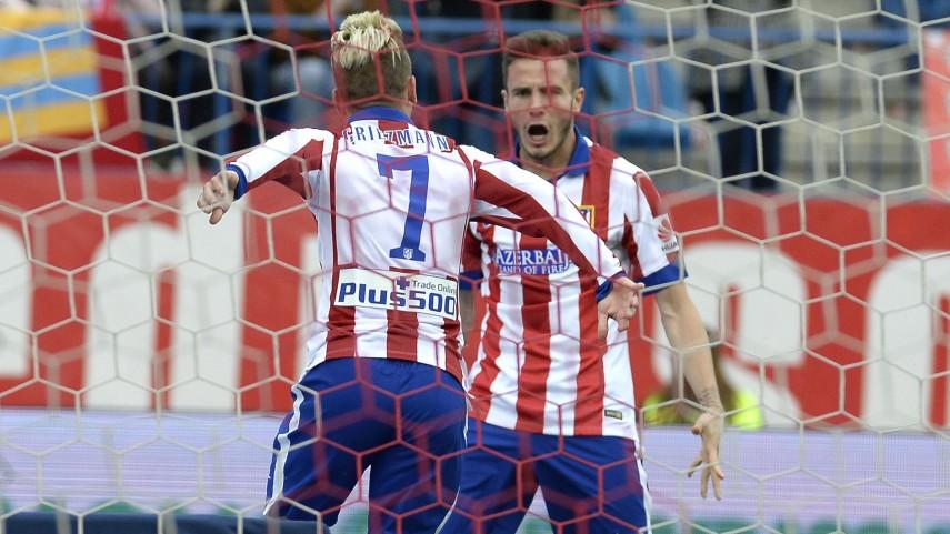 El Atlético ata a Saúl Ñíguez hasta 2020