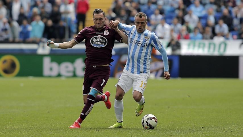 Duda seguirá alargando su leyenda en el Málaga