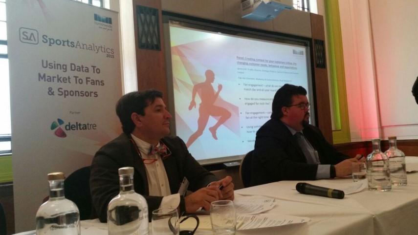 La creación de contenido digital, analizado en el 'Sports Analytics 2015'