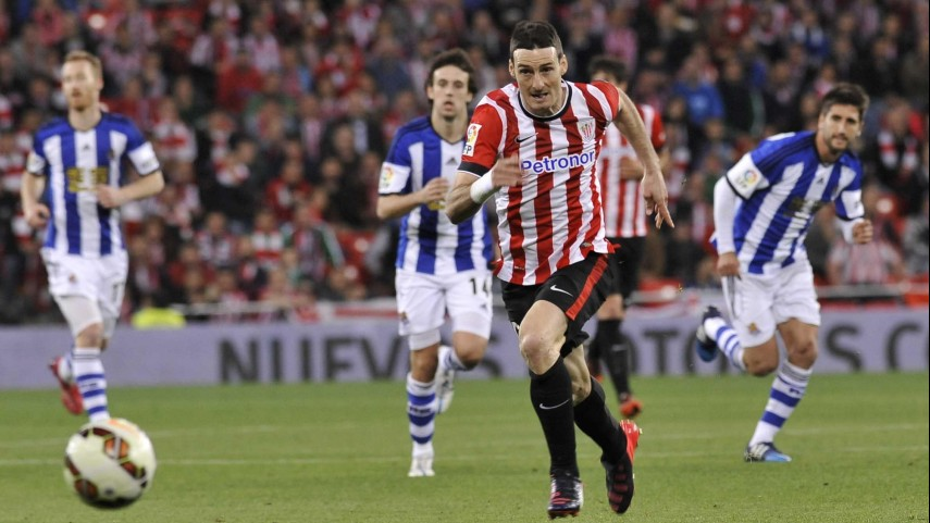 Tablas en el derbi entre Athletic y Real Sociedad
