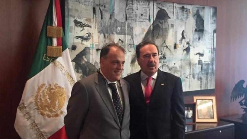 Respaldo institucional en México a la Escuela Iberoamericana de Fútbol y Valores