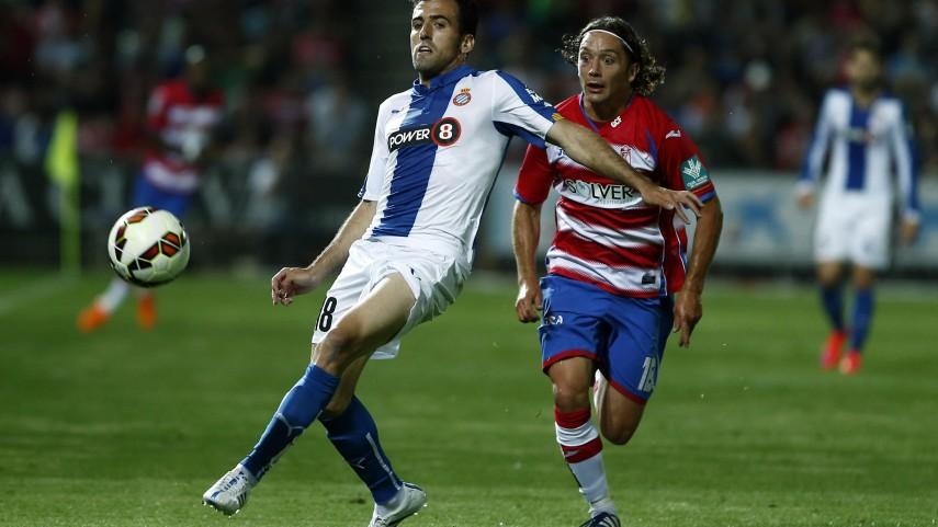 El Espanyol castiga al Granada