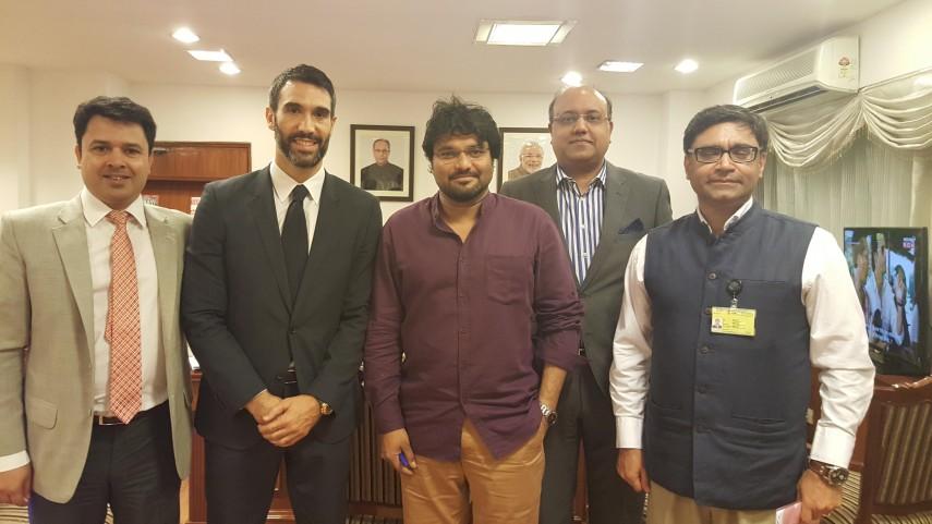 La Liga viaja a la India con nuevos planes de expansión