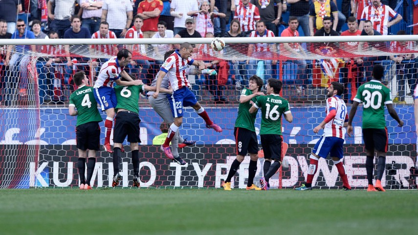 Atlético y Athletic siguen sumando