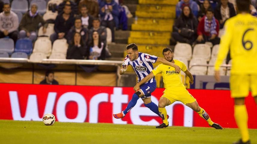 Reparto sin recompensa para Deportivo y Villarreal