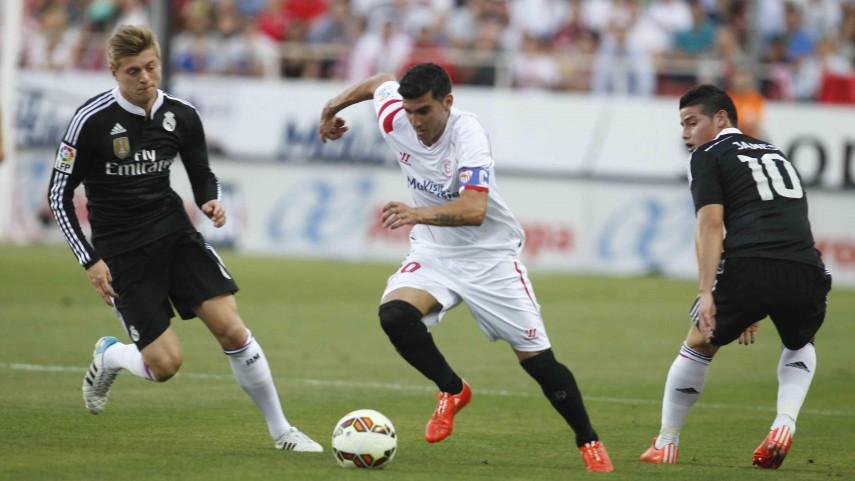 Reyes renueva dos temporadas con el Sevilla