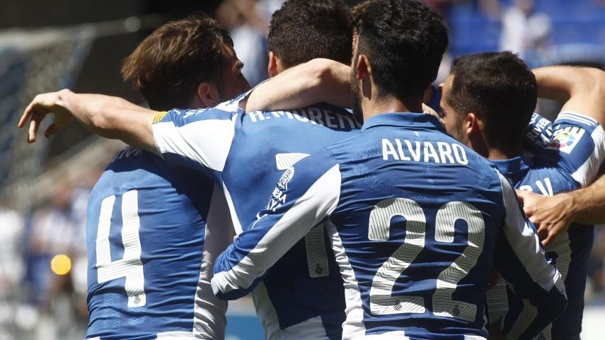 Héctor Moreno evita el triunfo del Rayo Vallecano