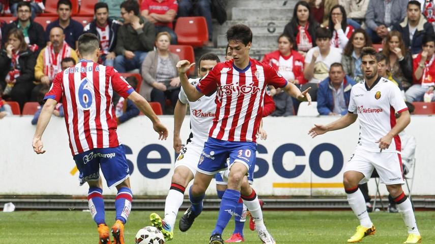 Dominio y victoria para el Sporting