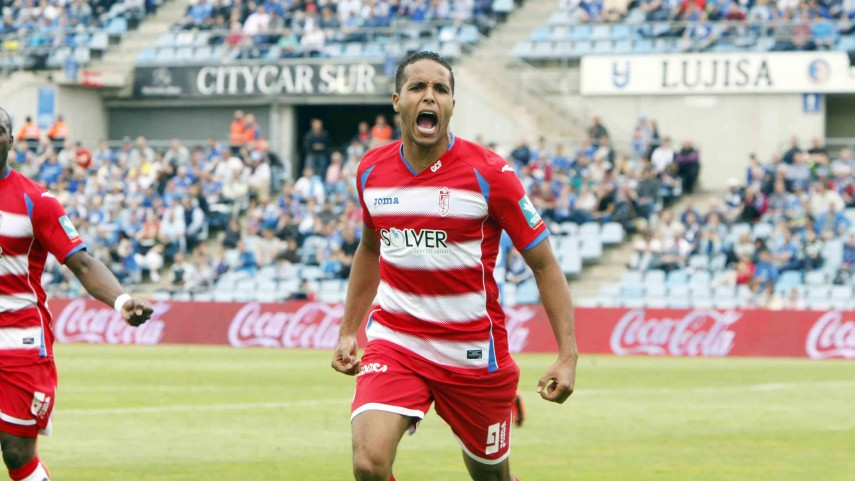 El Arabi gives hope to Granada