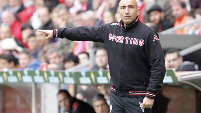 Abelardo guiará al Sporting en la Liga BBVA