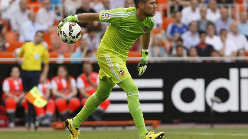 Grave lesión de Diego Alves