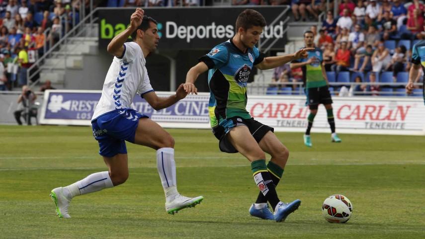 Emoción y tablas entre Tenerife y Lugo