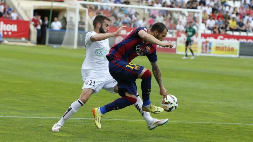 El Albacete gana y se acerca a la permanencia
