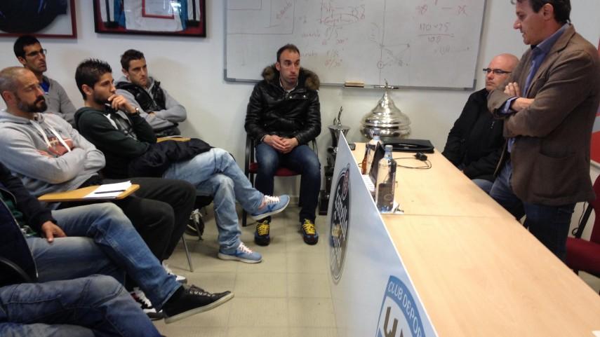 La Ponferradina y el Lugo también recibieron el Curso de Integridad de La Liga