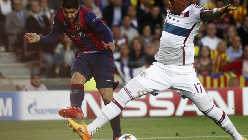 La trastienda del FC Barcelona - Bayern