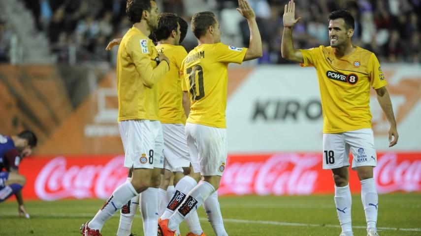 Duro golpe del Espanyol al Eibar