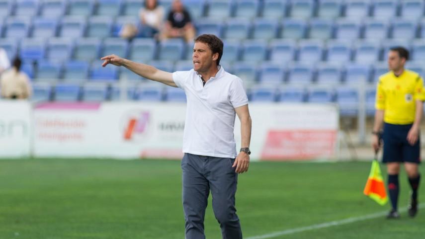 Rubi, nuevo entrenador del Levante UD