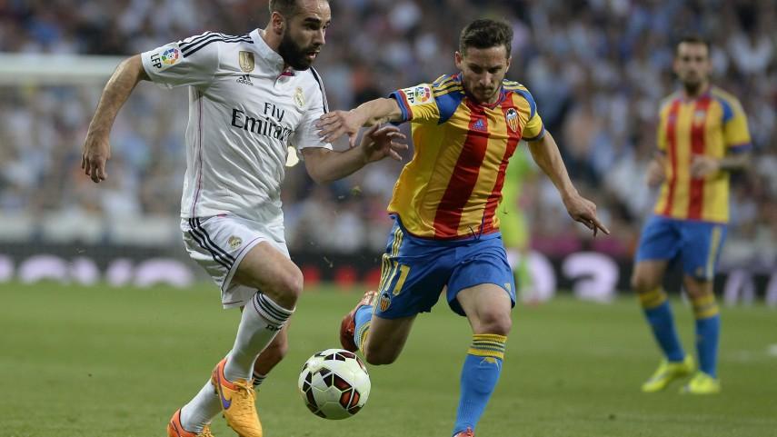 El Real Madrid se aleja del título