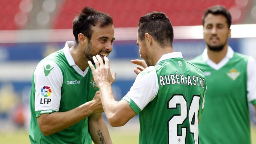 El gol de la Liga Adelante lleva el sello español