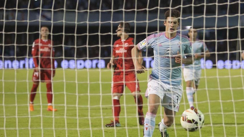 Reacción celeste para empatar ante el Sevilla