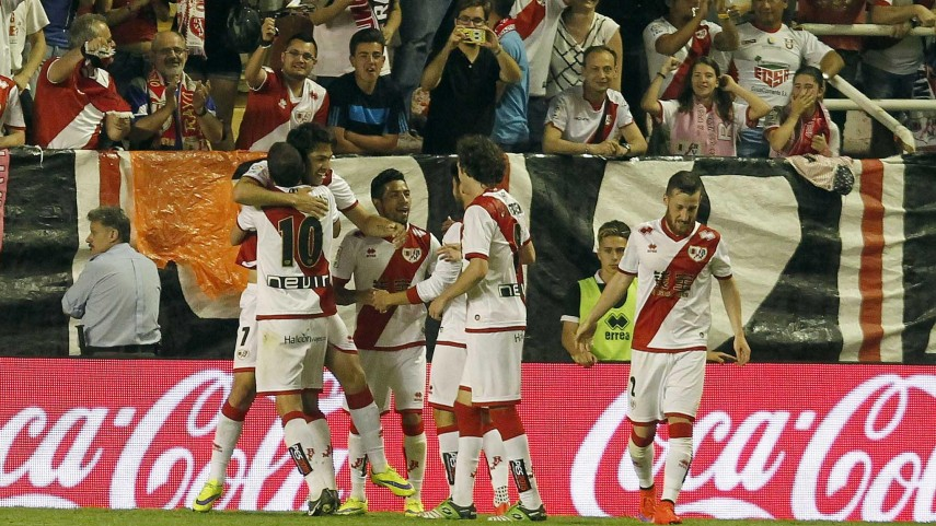 Calendario completo del Rayo Vallecano