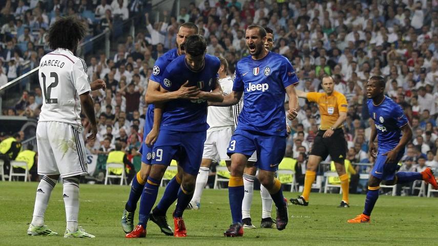 La Juventus priva al Real Madrid de una final española en la Champions
