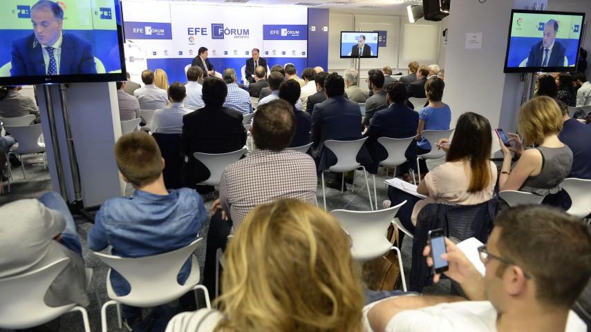 El fútbol profesional en España genera 7.600 millones de euros, un 0,75% del PIB