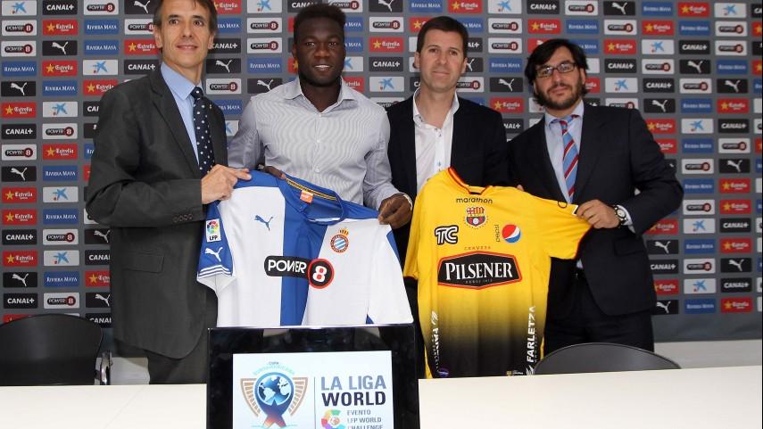 Ecuador, destino del RCD Espanyol en La Liga World