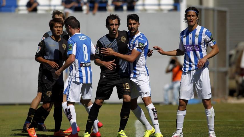 El Sabadell logra un punto en Butarque