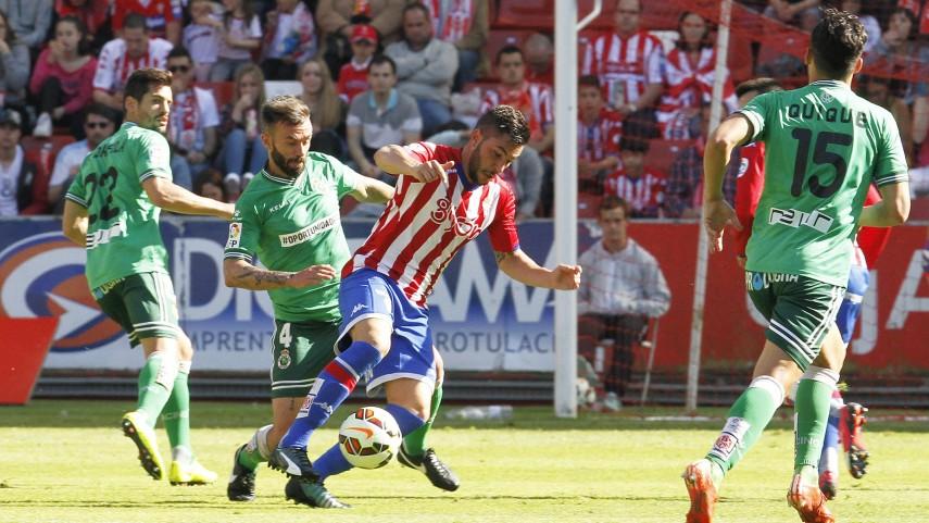 El Sporting muestra sus credenciales para la segunda plaza
