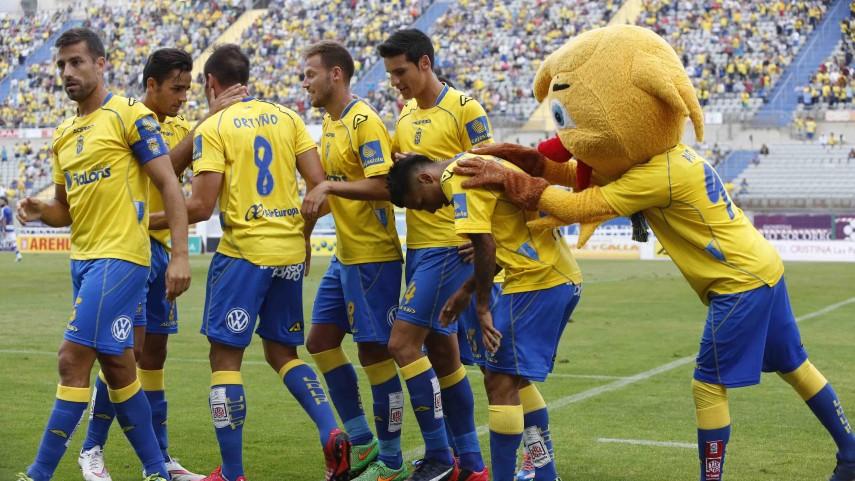 Las Palmas deleita al Estadio de Gran Canaria