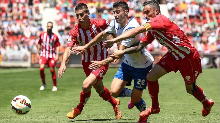Segundo play-off para el Girona