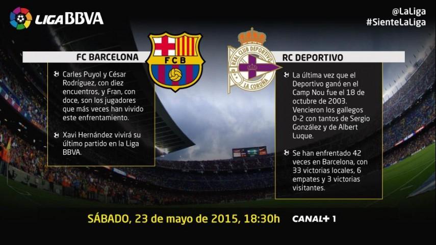 El Deportivo buscará la permanencia ante el campeón